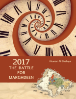 2017: The Battle for Marghdeen cover