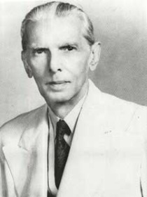 MA Jinnah. Another practical idealist.