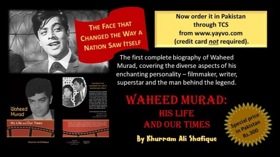 Waheed Murad: His Life and Our Times cover
